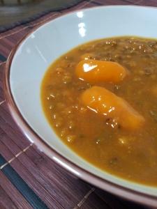 Bubur Kacang Hijau (Mung Bean Soup)