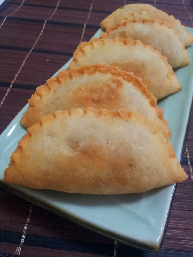 Karipap, Epok-epok, Curry Puffs..