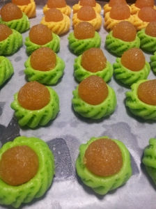 Kueh Tart for baking