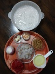 Ingredients for the Vermicelli