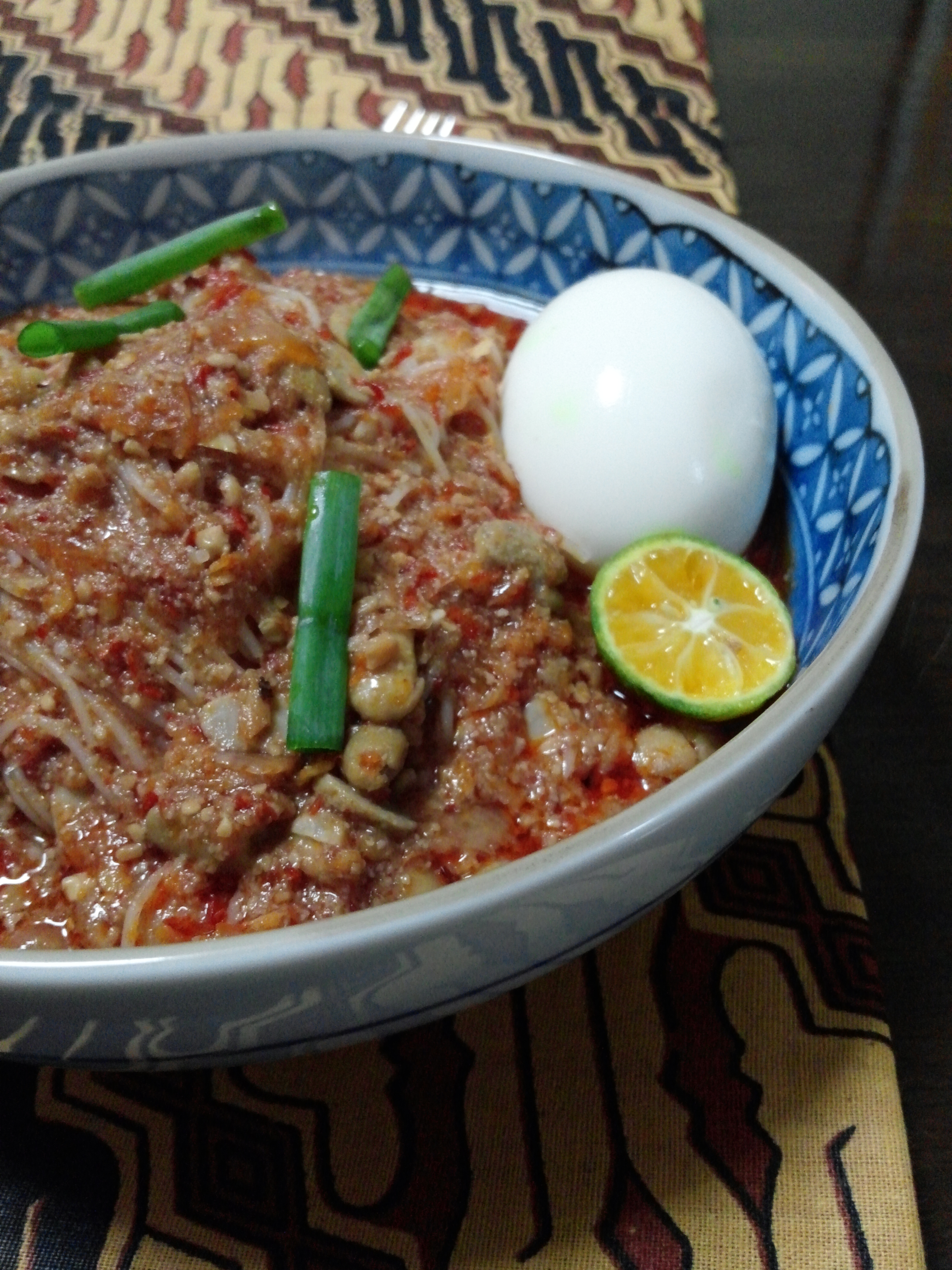 mee siam spicy rice vermicelli recipe yummly mee siam spicy rice ...